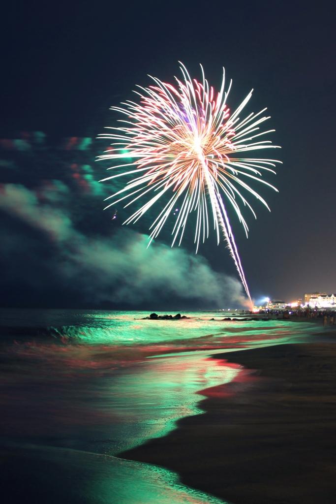 Oceanfest | Fireworks